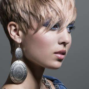 Intercoiffure Mondial - WHITE NIGHTS