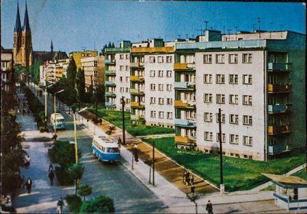 Zdjęcie pochodzi z końca lat 60. ubiegłego wieku