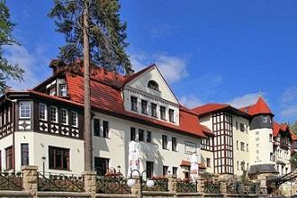 hotel w Polanicy Zdrój Bukowy Park Hotel Medica SPA