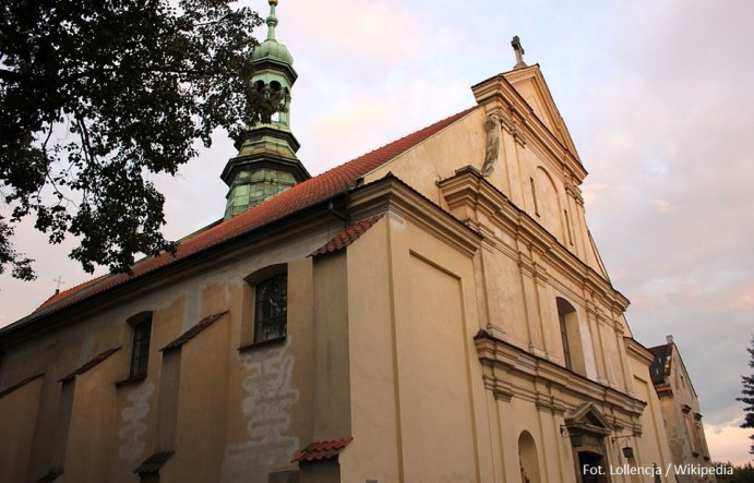 Kraków - kościół św. Mikołaja