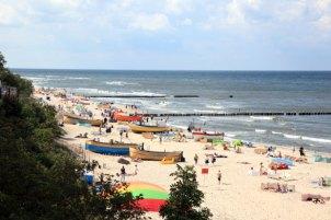 Najczystsze polskie plaże - Niechorze