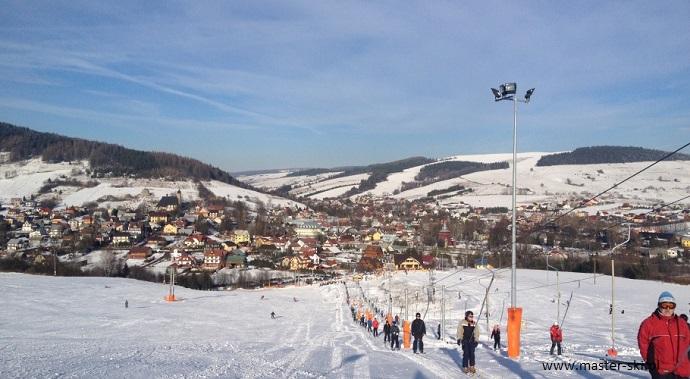 Najtańsze ośrodki narciarskie w Polsce - Tylicz