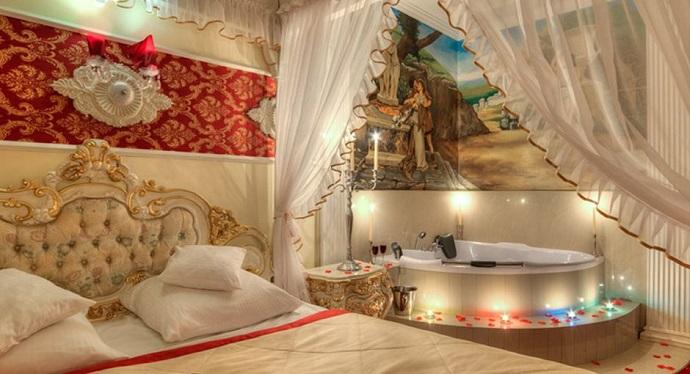Najbardziej romantyczne hotele w Polsce - hotel Królewski