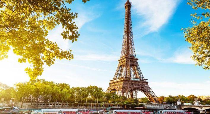 Najpiękniejsze miasta Europy - Paryż