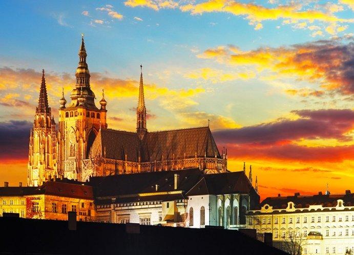 Złota Praga - zamek