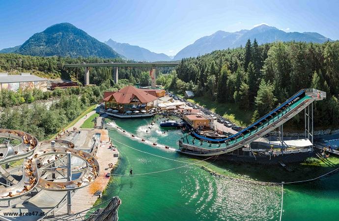 Najlepsze aquaparki w Europie - Area 47