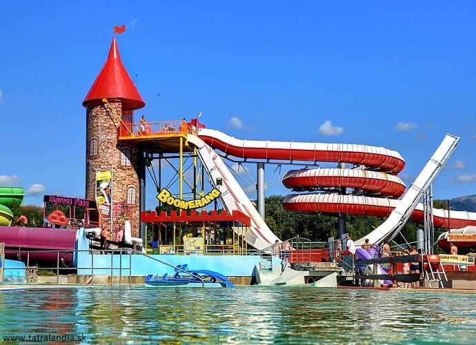 Najlepsze aquaparki w Europie - Tatralandia