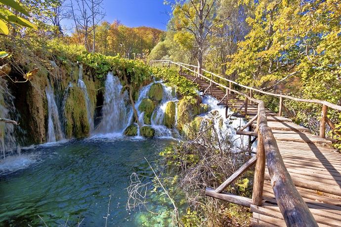 Jesienny urlop - Chorwacja
