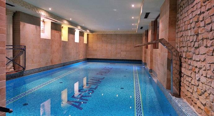 Najlepsze SPA - Hotel Diament Arsenal Palace