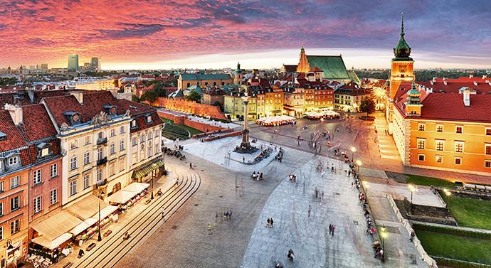 Rok Wisły - Warszawa