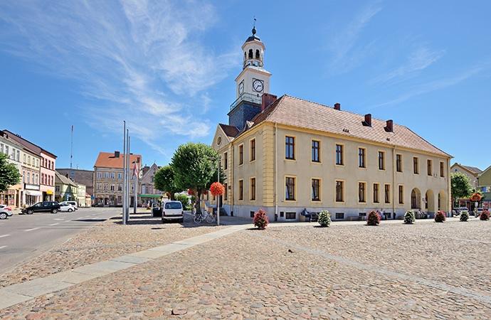 Najpiękniejsze miasta i miasteczka w Polsce - Trzebiatów