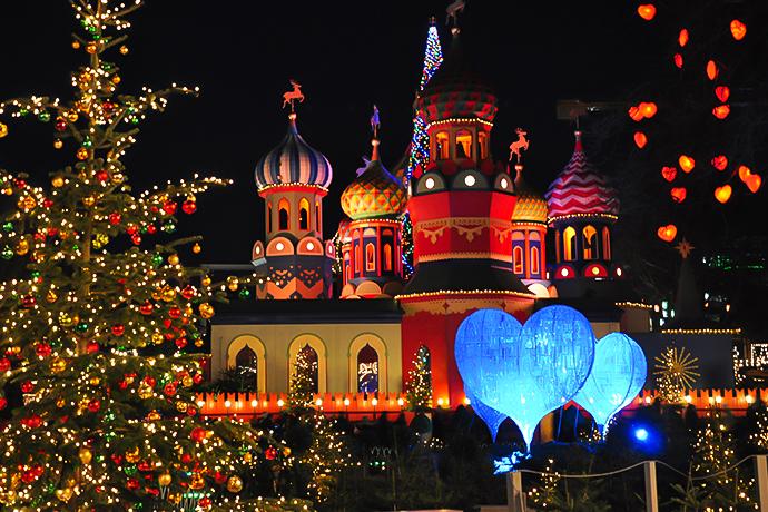 Najpiękniejsze jarmarki świąteczne - Kopenhaga