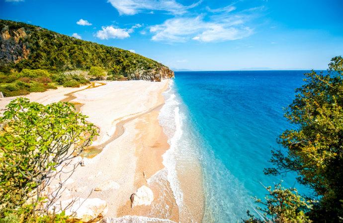 Najpiękniejsze plaże Albanii