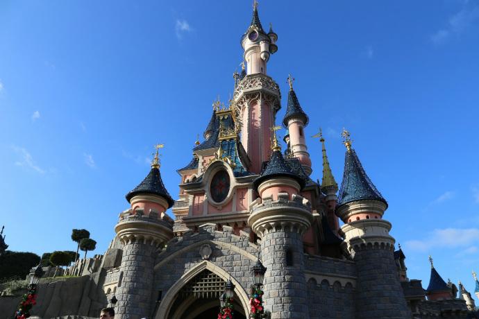 Najpiękniejsze pałace w Europie - Disneyland