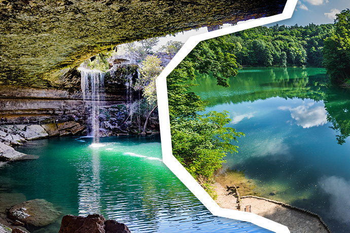 Dookoła świata w weekend - Jezioro Szmaragdowe