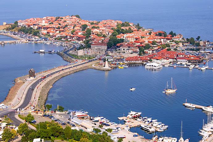 Najpiękniejsze miejsca Bułgarii - Nesebyr
