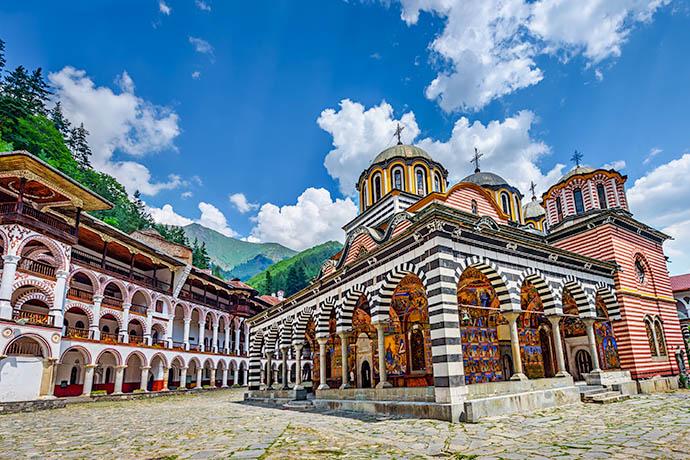 Najpiękniejsze miejsca w Bułgarii - Rylski Monastyr