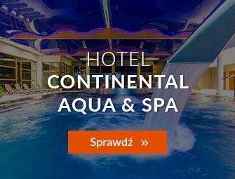 Krynica Morska - Hotel Continental Aqua & SPA