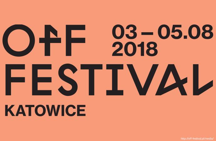 20 wakacyjnych fiest 2018 - Off Festival