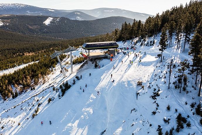 Ranking ośrodków narciarskich 2019 - Czarna Góra