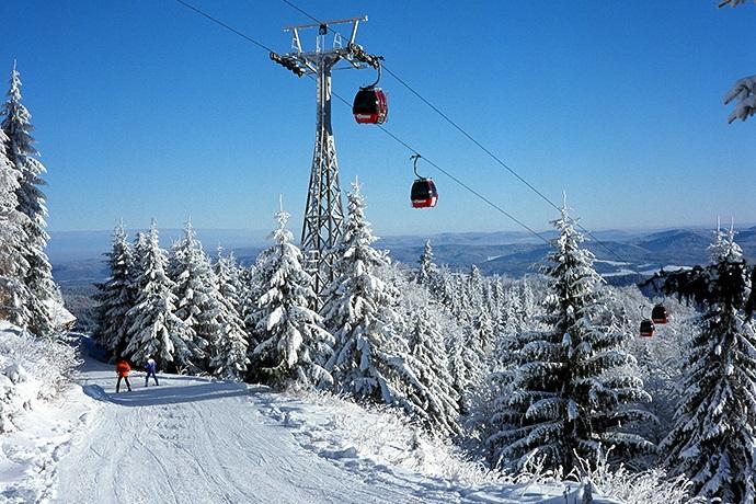 Ranking ośrodków narciarskich - Jaworzyna Krynicka