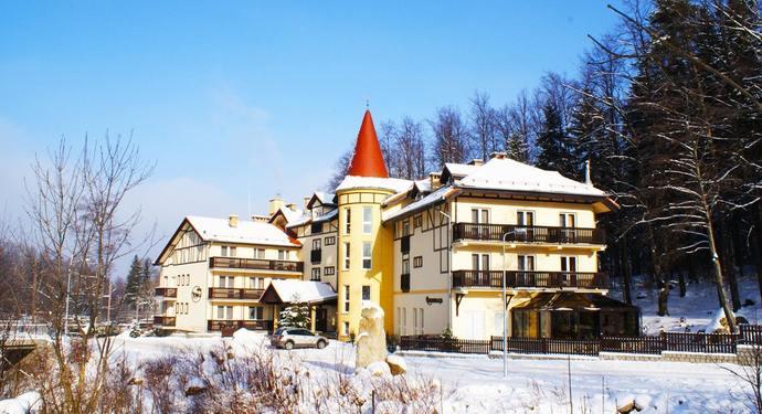 nowa ski spa hotel karkonosze