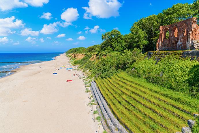 Ranking plaż 2019 - Trzęsacz