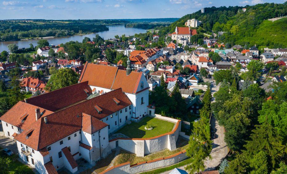 Najpiękniejsze miasteczka w Polsce - Kazimierz Dolny