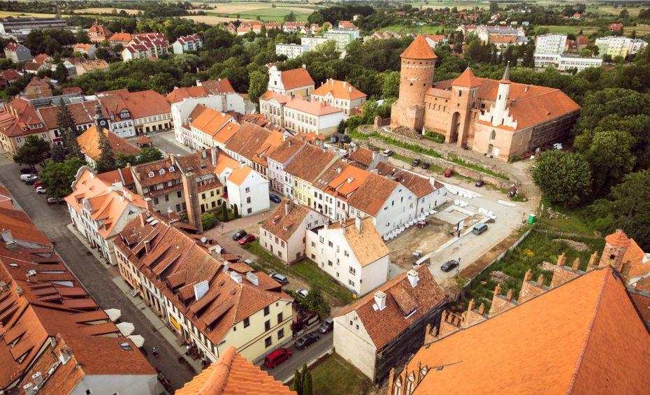 Najpiękniejsze miasteczka w Polsce - Reszel