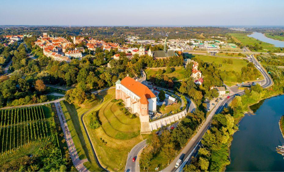 Najpiękniejsze miasteczka w Polsce - Sandomierz