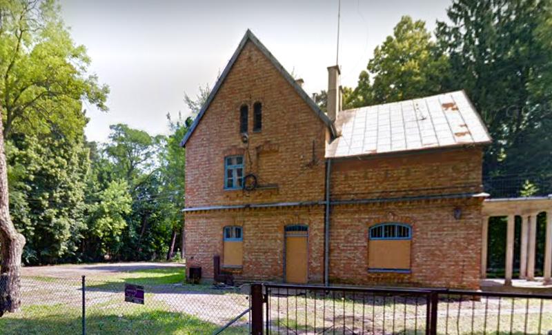 Straszne miejsca - komisariat w Konstancinie- Jeziornej