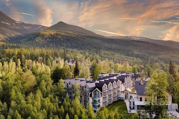 Zwycięzcy 2019 - Green Mountain Hotel***** & Apartments