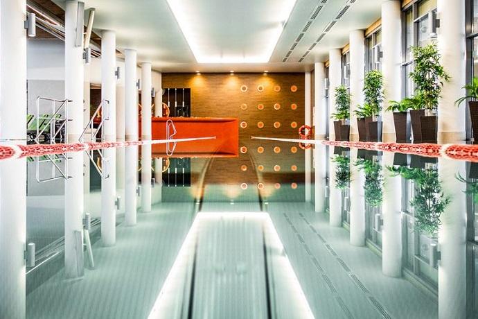 Eko-hotele: Hotel Aquarius SPA