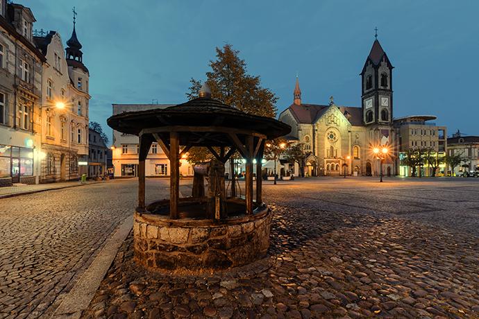 Miejsca na 2020: Tarnowskie Góry