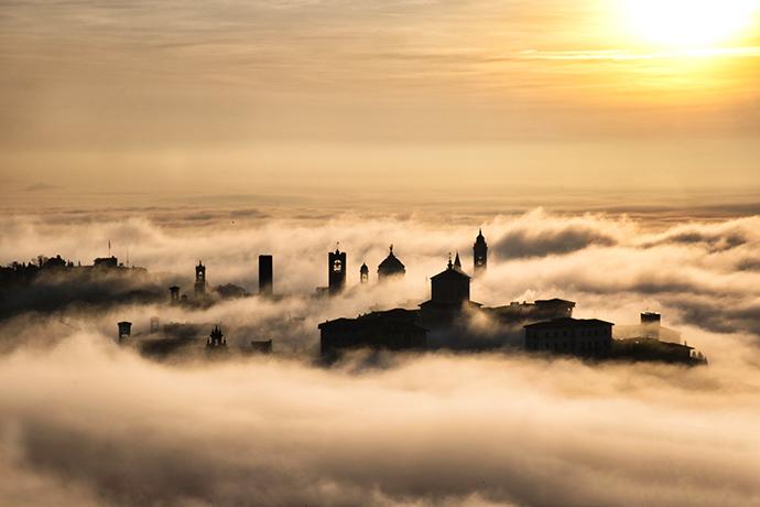 Włoskie Alpy - Bergamo