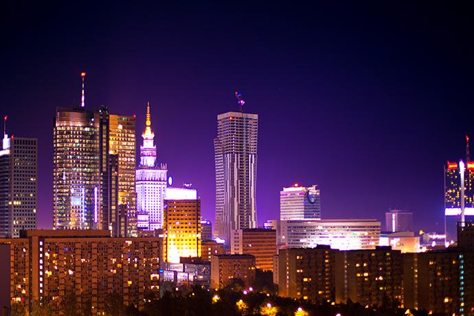 Gdzie na imprezę? - Warszawa