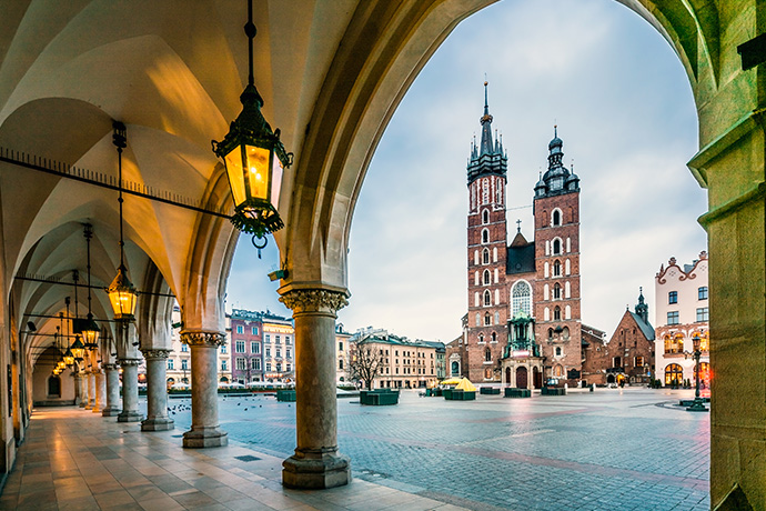 Poznaj Polskę z Travelist - miasta