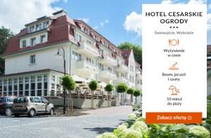 Hotel Cesarskie Ogrody ***
