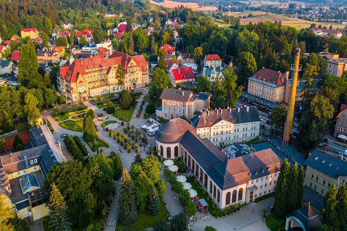 Poznaj Polskę z Travelist: Ziemia Kłodzka - Kudowa-Zdrój