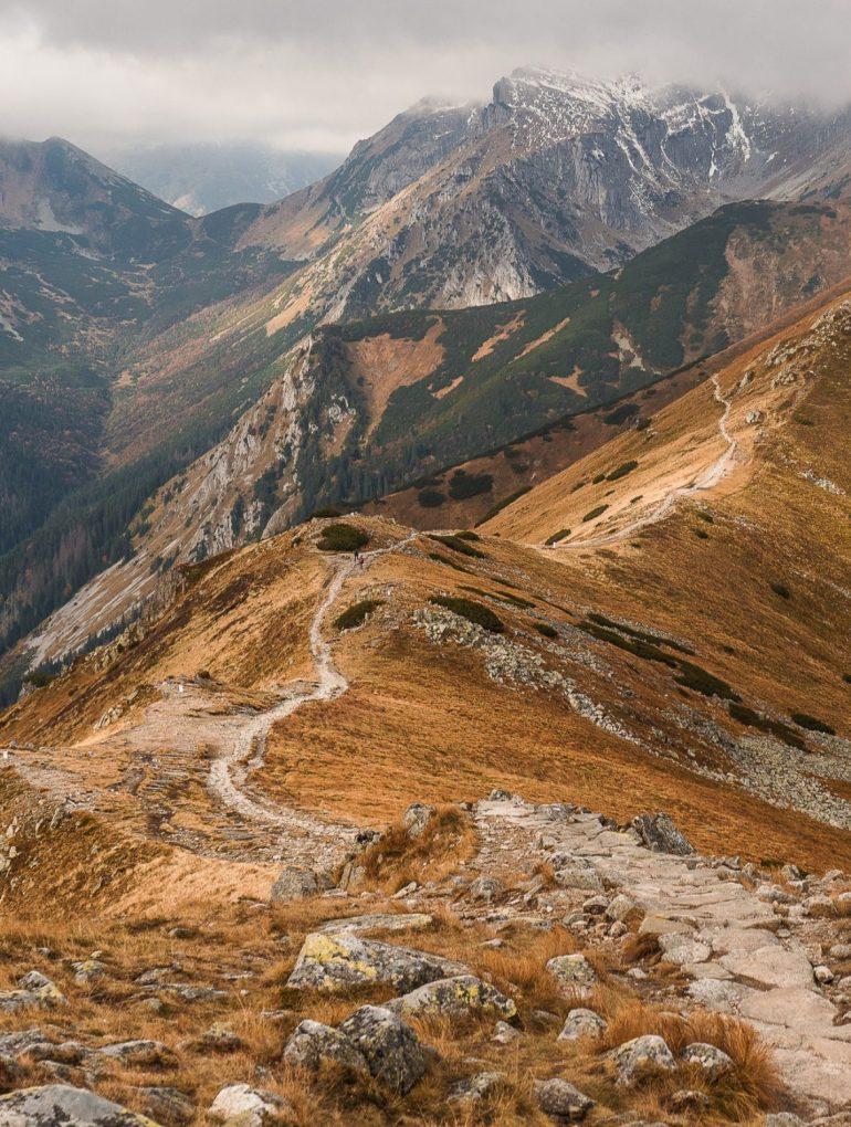 Najpiękniejsze górskie szlaki