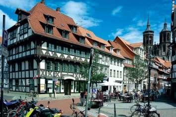 Johannisstrasse w Getyndze