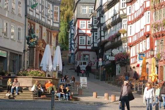 Rynek w Marburgu