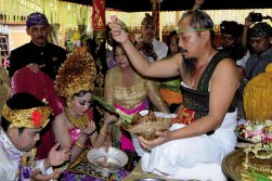 Ceremonia na Bali, fot. Monika Galicka