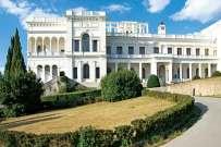 Biały Pałac w Liwadii