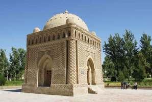 Mauzoleum Samanidów w Bucharze