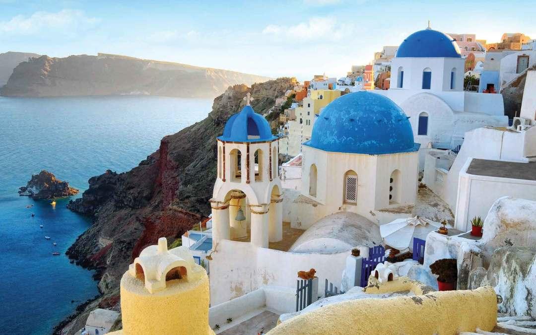 Grecja – rozsypany sznur pereł