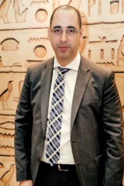 Ahmed Sobhi, dyrektor Biura ds. Turystyki Ambasady Egiptu w Polsce
