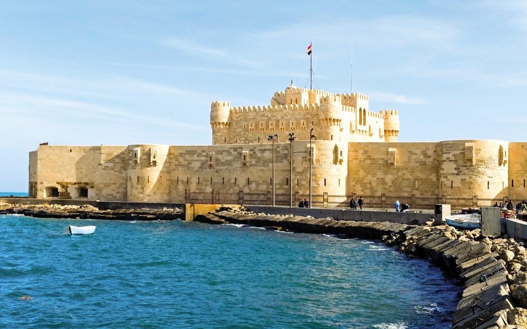 Egipt – Kleopatra i Aleksandria