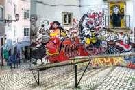 Lisbona grafiti