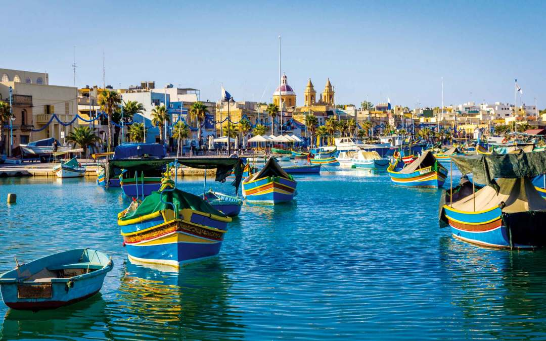 Malta – mała wyspa z wielką historią